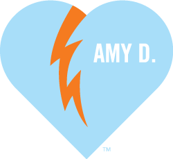 The Amy D Foundation Logo